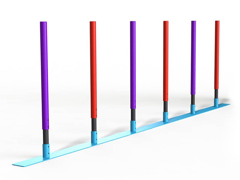 Canine Weave Poles